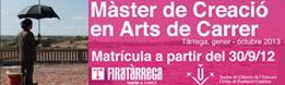 Màster de creació en arts de carrer - Fira Tàrrega
