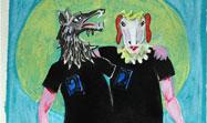 Contadas obras II. Dibujos de Eva Zaragozá - Mambo