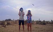 Este verano hice parapente y me reconcilié con el vacío  - Adeline & Nicolás