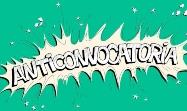 Anticonvocatoria - Convocatorias/Ayudas