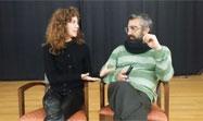 Laila Tafur & Carmelo Fernández - Adán Hernández