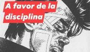 A favor de la disciplina - Marco Regueiro