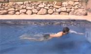 El nadador de Ferm�n Jim�nez Landa - Performance videos