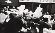 Ben Patterson: Paper Music. 1960 - Performance videos